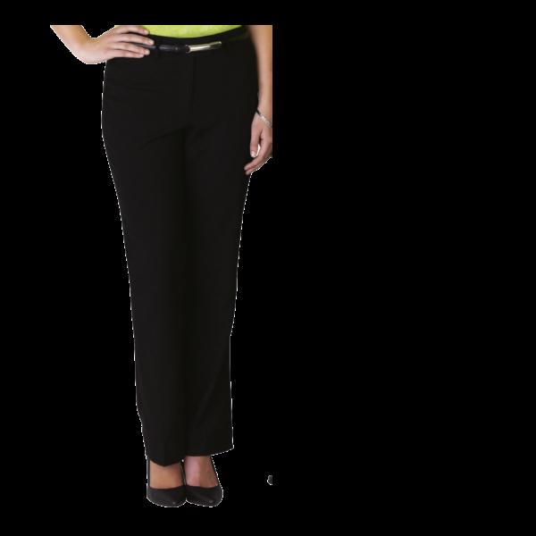 Pantalon En Tela Casimir Ingles De Mujer Pan 002 Graboestilo